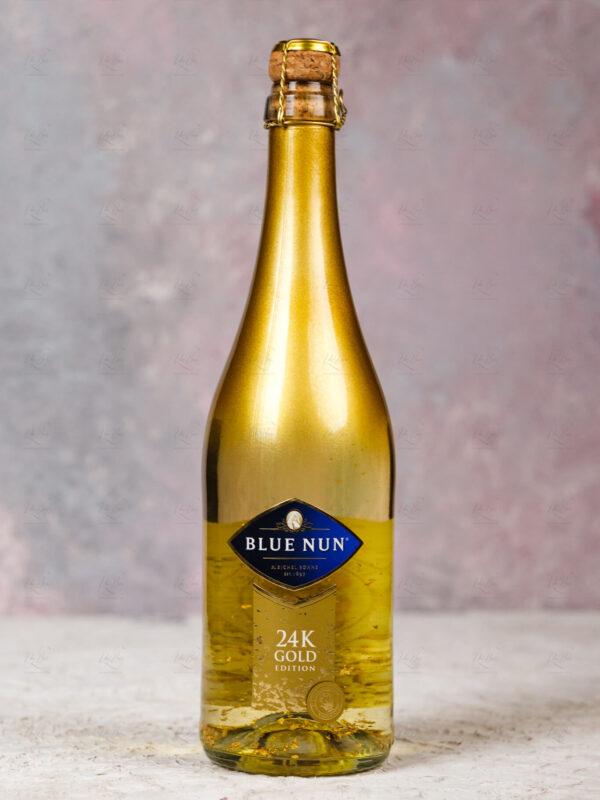 Blue Nun Sparkling Brut 24K